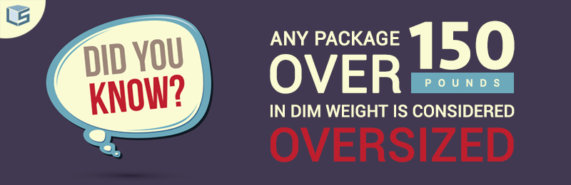 oversized package limit