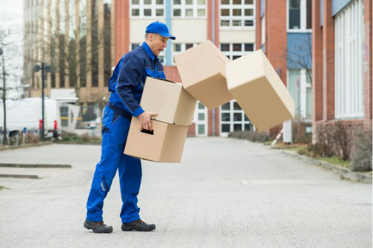 shipping oversized packages during holiday season 2018