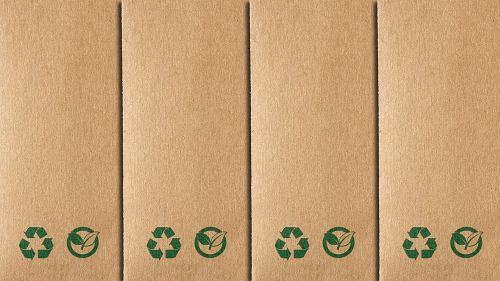 Reusable packaging boxes