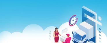 About LateShipment.com's delivery management platform