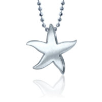 Alex Woo Little Seasons Starfish in Sterling Silver 600-2444
