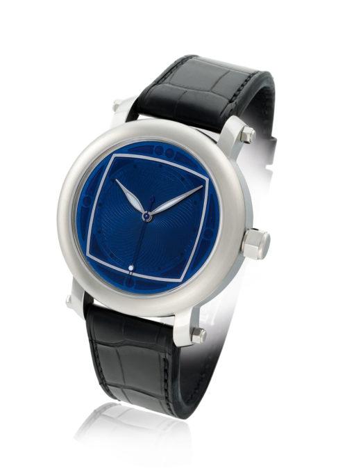 Vitruvian blue Zannetti