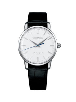 Grand Seiko SBGW253 Watch Front