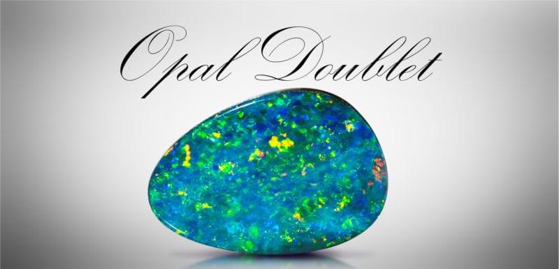 Opal Doublet Parle