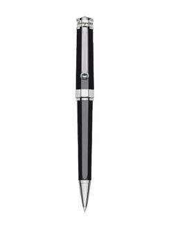Montegrappa Nero Uno Black Resin Ballpoint Pen