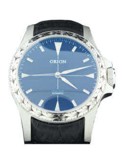 Orion Double Wheat Engraved watch