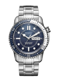 Bremont S500 BL BR watch