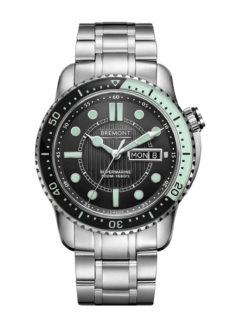 Bremont S500 BKGN BR watch