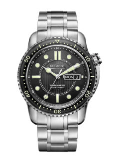Bremont S500 BK BR watch