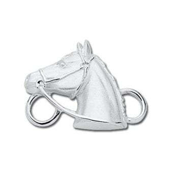 SS HORSE CLASP