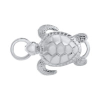 SS SEA TURTLE CLASP