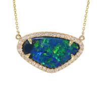 LTJ Opal Necklace