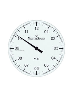 MeisterSinger table clock