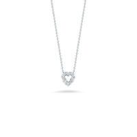 Roberto Coin Diamond Baby heart necklace