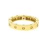 18k yellow gold moi single ND Ring