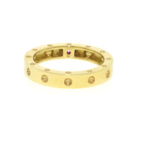18k yellow gold moi single ND Ring