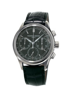 Flyback Chronograph Manufacture Gray Dial
