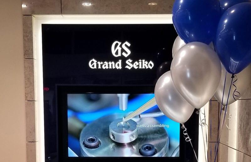 Grand Seiko Boutique