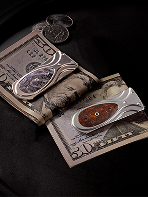 William Henry Money clips