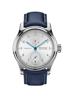 Bremont Supersonic Steel
