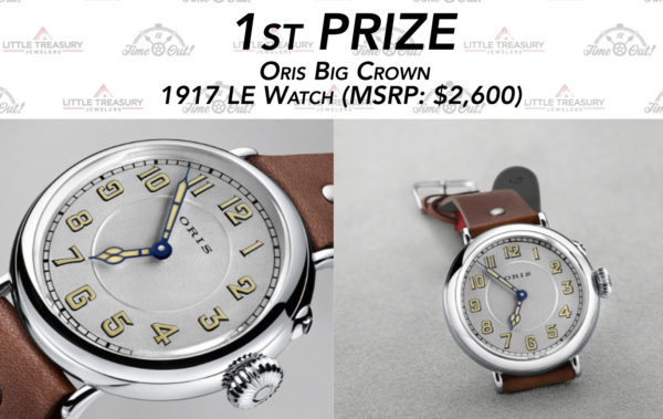 First Prize Watch Wardrobing