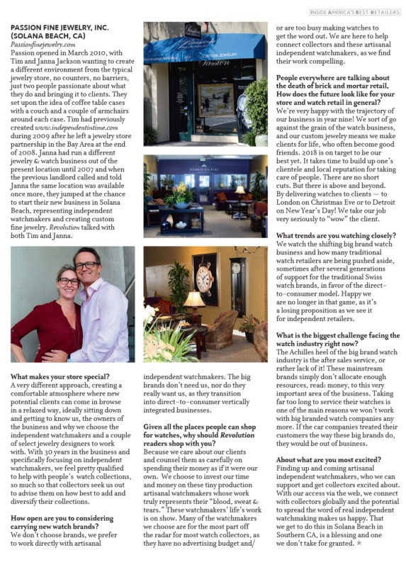 Revolution Magazine Page 4
