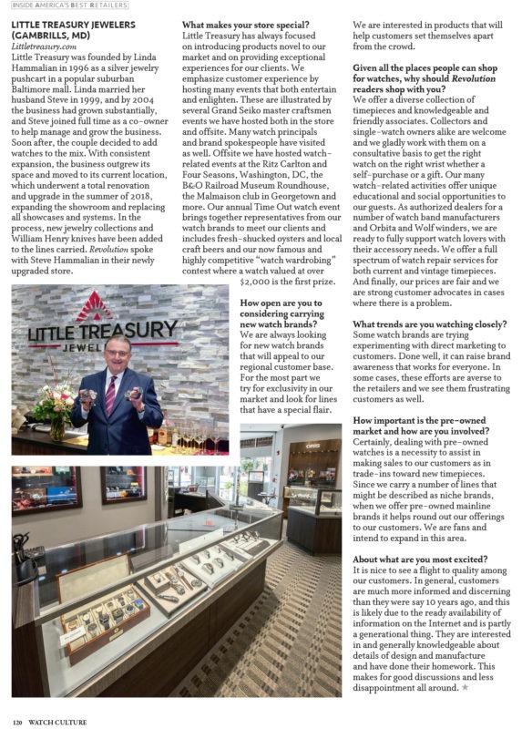 Revolution Magazine Page 3