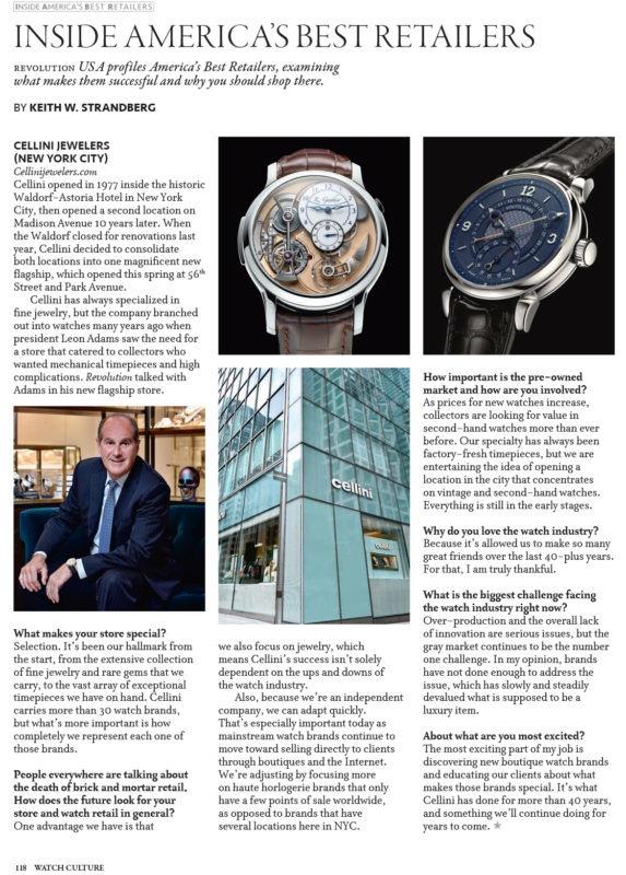 Revolution Magazine Page 1