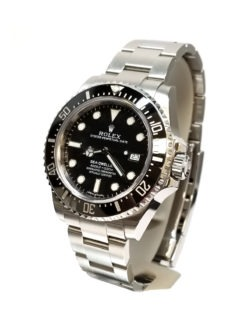 Rolex Sea-Dweller Side