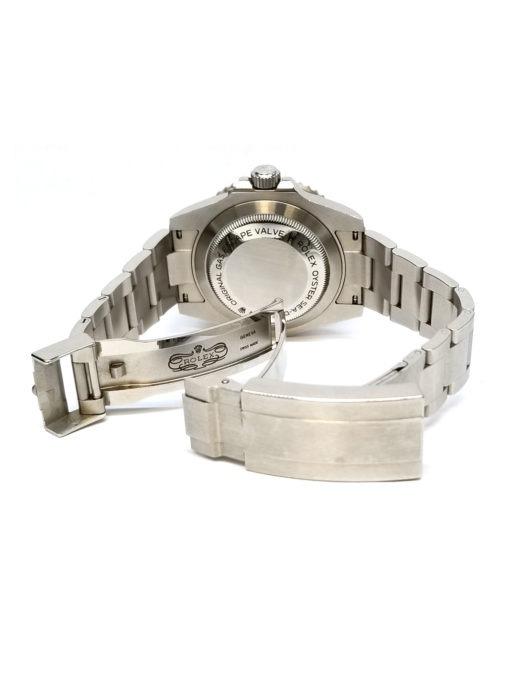 Rolex Sea-Dweller Bracelet open