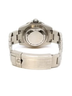 Rolex Sea-Dweller Bracelet Closed
