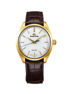 Grand Seiko Elegance Collection Spring Drive SBGY002G Watch