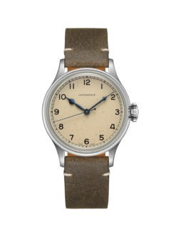 Longines Heritage Military Watch