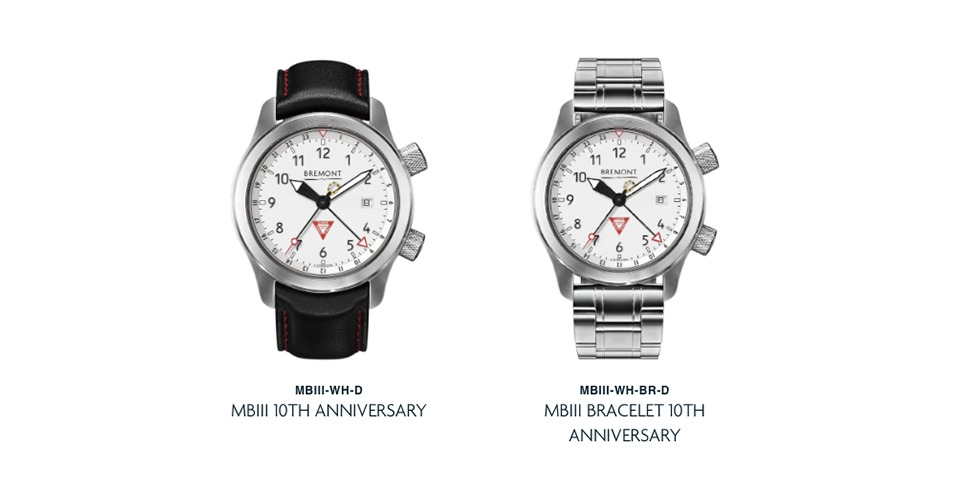 Bremont MBIII Collection