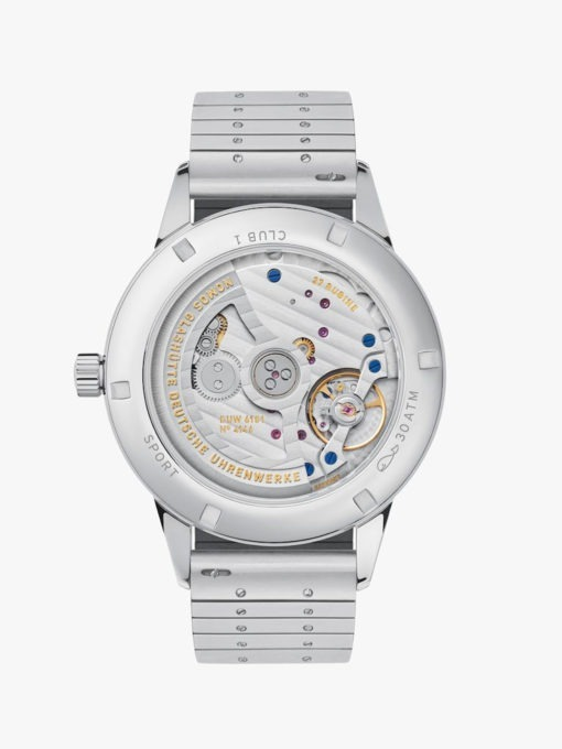 Nomos 781 watch back