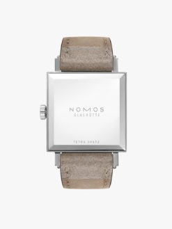 Nomos Tetra 27 Duo 405 Watch back
