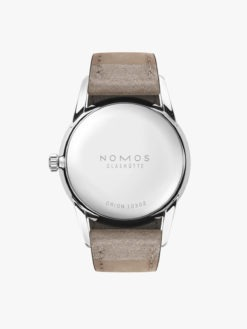 Nomos ORION 33 DUO 319 watch back