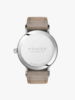 TANGENTE 33 DUO Nomos Watch Back