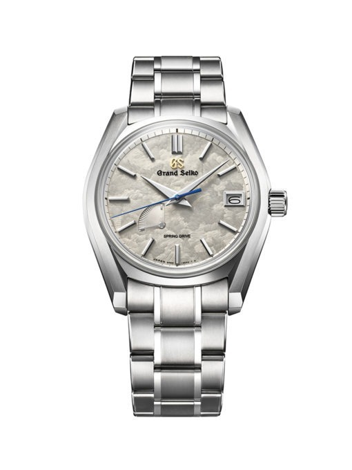 Grand Seiko SBGA413 White SpringWatch