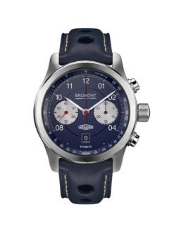Bremont Jaguar D Type front of watch