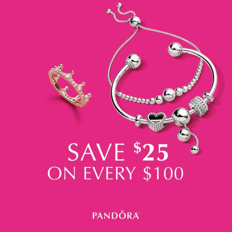 Pandora Promotion August