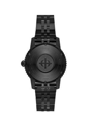 Zodiac ZO9276 Blackout watch Back