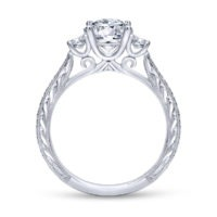Gabriel Diamond Engagement Ring