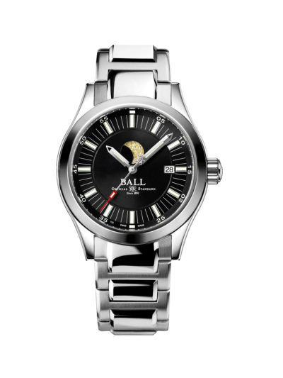 Ball Engineer II Moon Phase NM2282C-SJ-BK