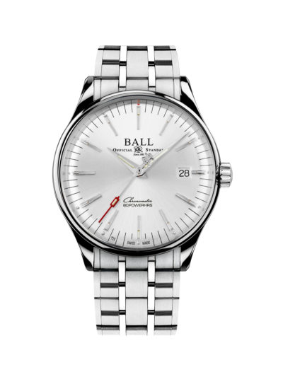 Ball Trainmaster Manufacture 80 Hours NM3280D-S1CJ-SL