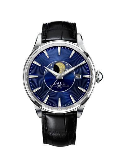Ball Trainmaster Moon Phase NM3082D-LLJ-BE