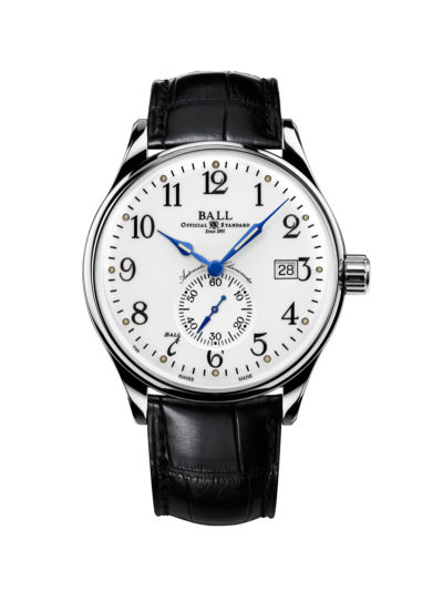 Ball Trainmaster Standard Time NM3888D-LL1CJ-WH