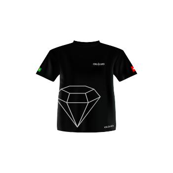 camiseta Diamond visco elástico (M)