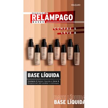 Pack base liquida (Pague 5 leve 8)