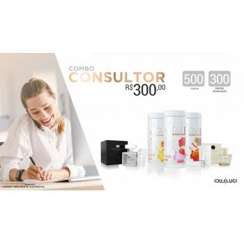 Pré-Cadastro para Kit Consultor